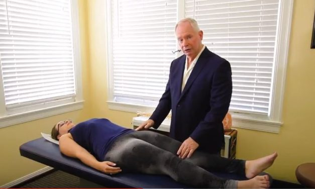Stress Induced Low Back Pain